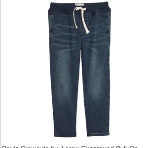 J.Crew Crewcuts  Everyday stretch jeans boys size5